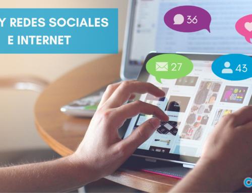 TCA y redes sociales e internet