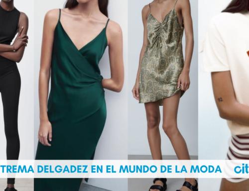 La extrema delgadez en el mundo de la moda